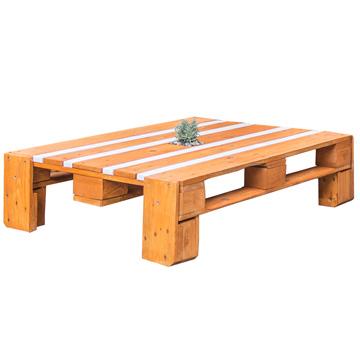 Sitzmoment Palettenmöbel mieten :: Loungetisch