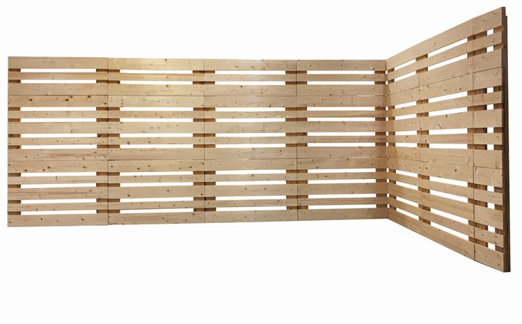 Gut gemocht Palettenmöbel mieten :: Messewand, Trennwand, Tafelwand aus SX87